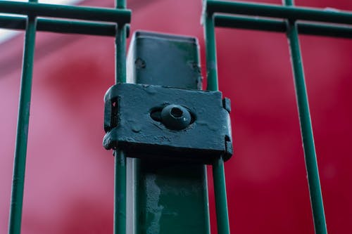 Free stock photo of fence, grid, illustration, metal construction