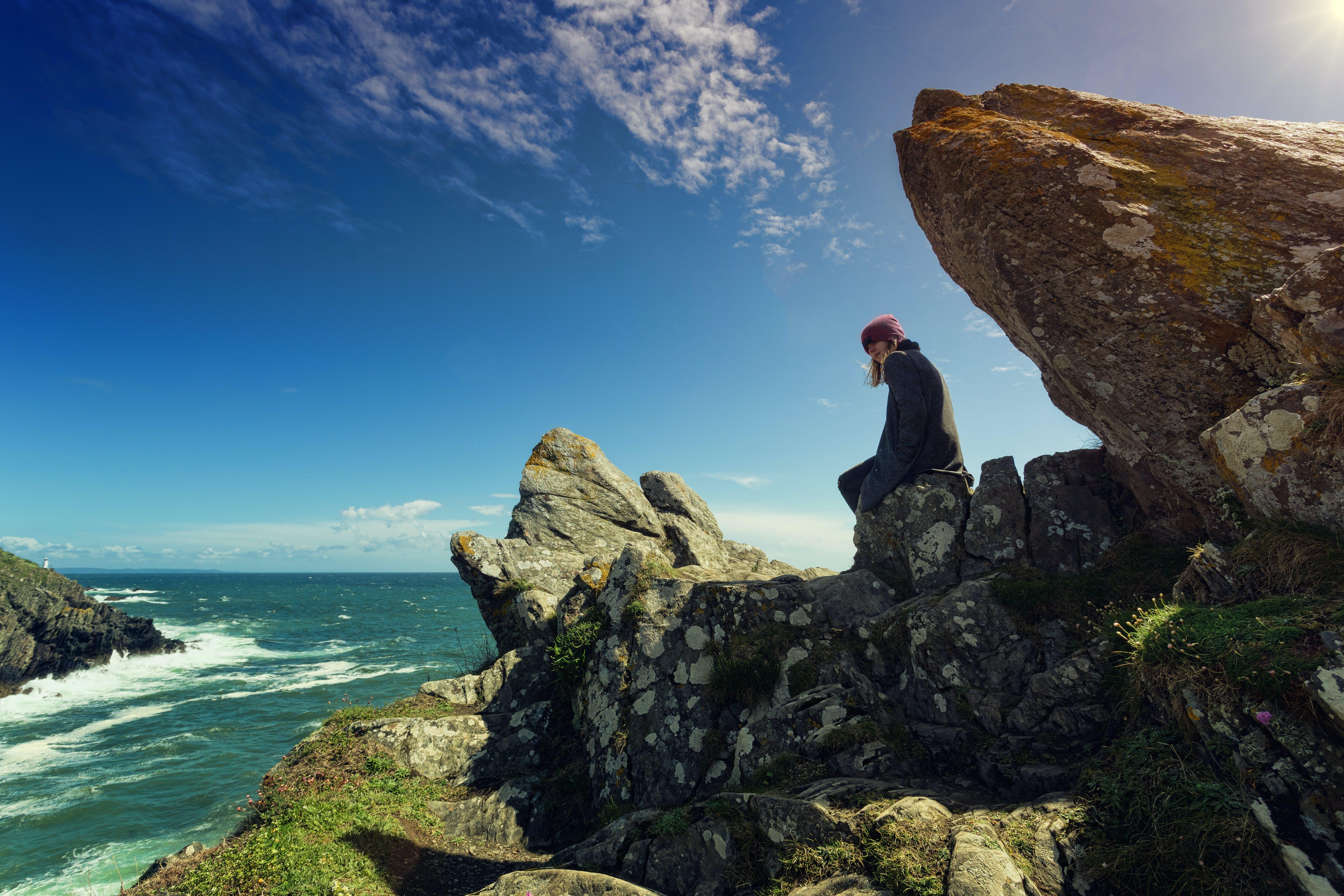 Kostenloses Stock Foto zu allein, draußen, entspannung, erholung