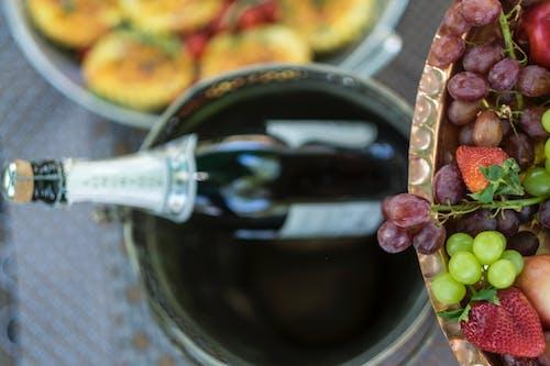Fotos de stock gratuitas de beber, bebida alcohólica, botella, champán