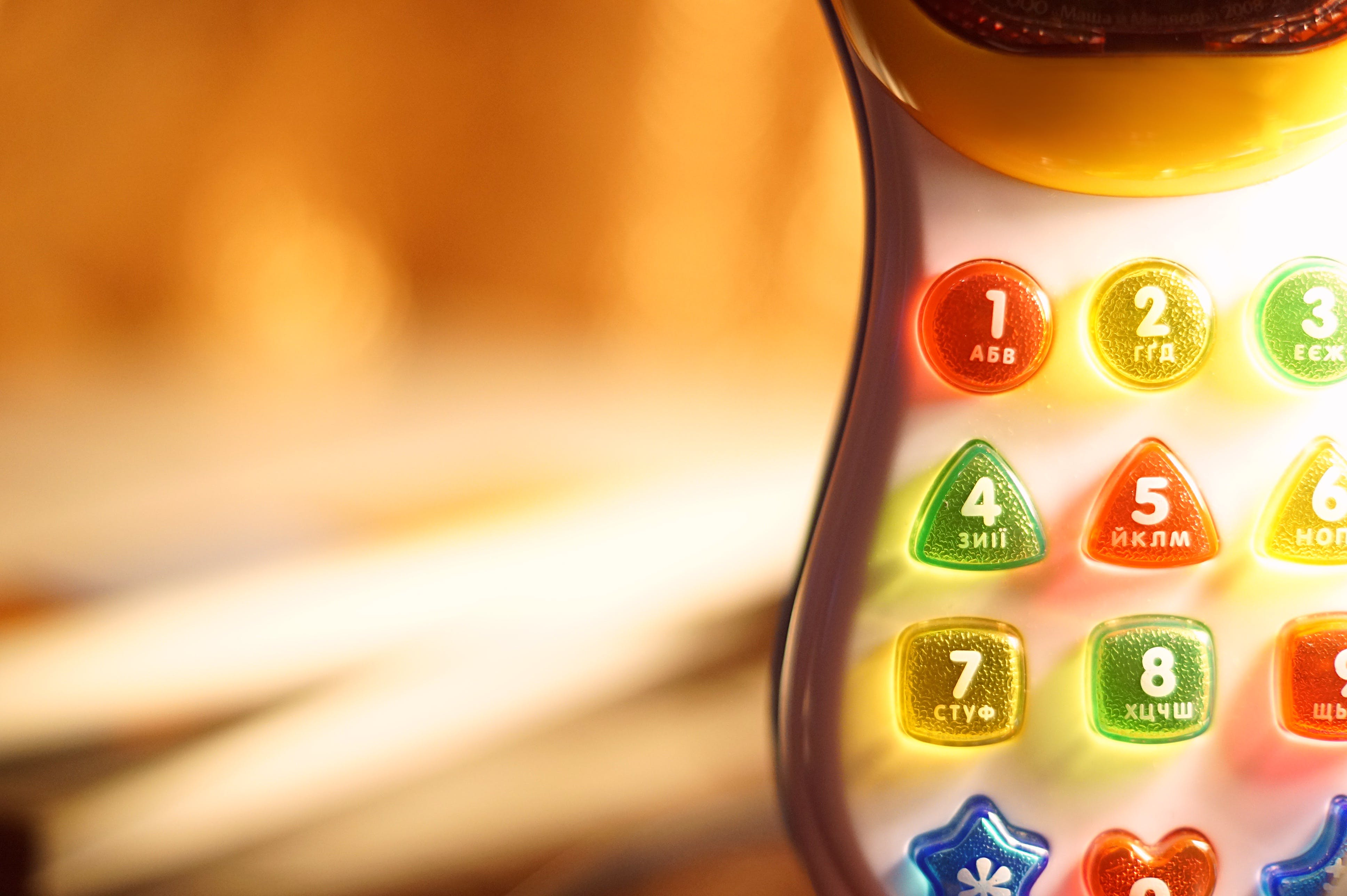 Free stock photo of latters, numbers, toy