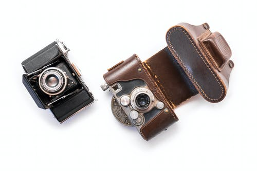 Free stock photo of antique, camera, vintage