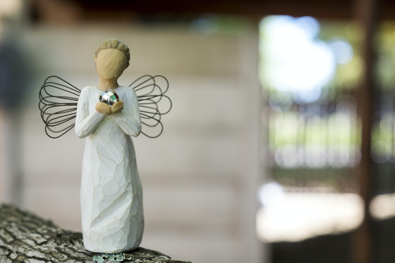 Kostenloses Stock Foto zu dekoration, engel, figuren, makro