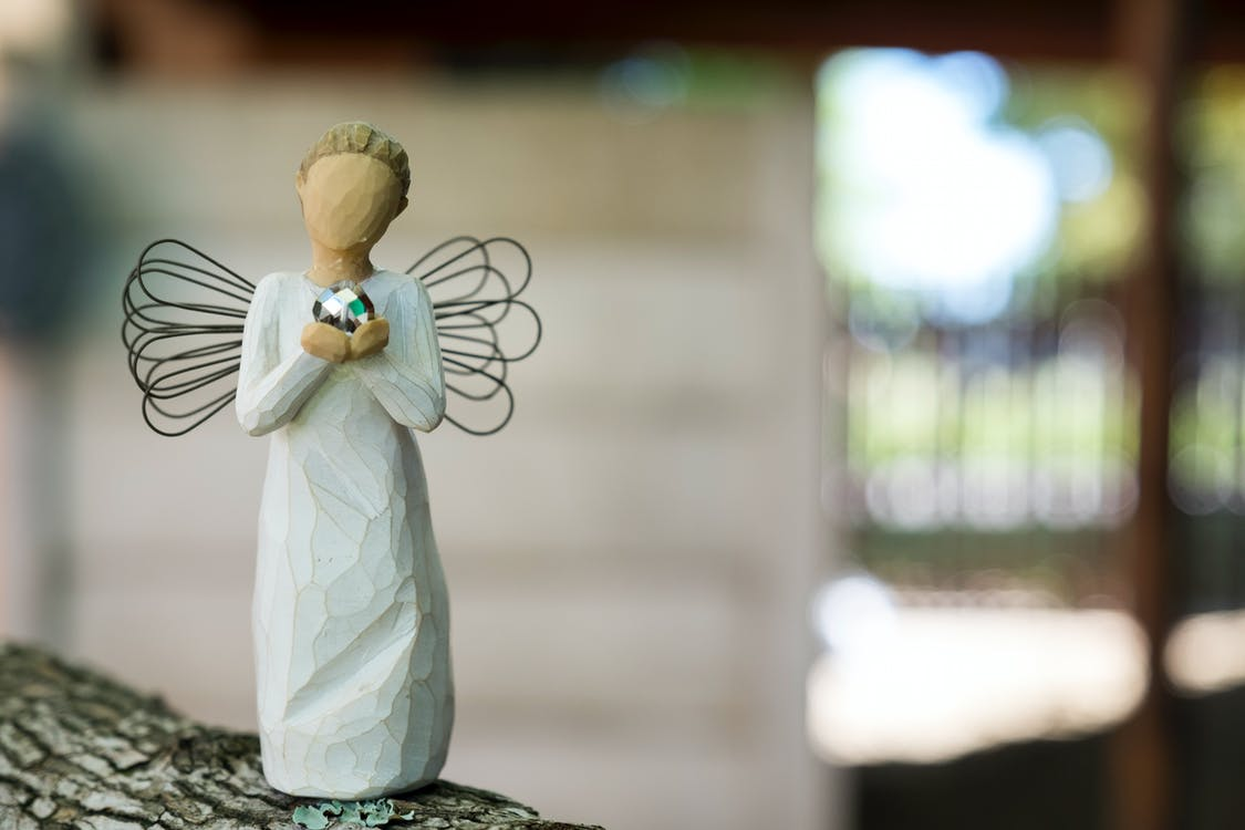 Willow Tree Angel Figurine