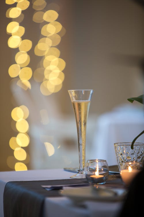 Free stock photo of champagne, champagne glass, event, wedding