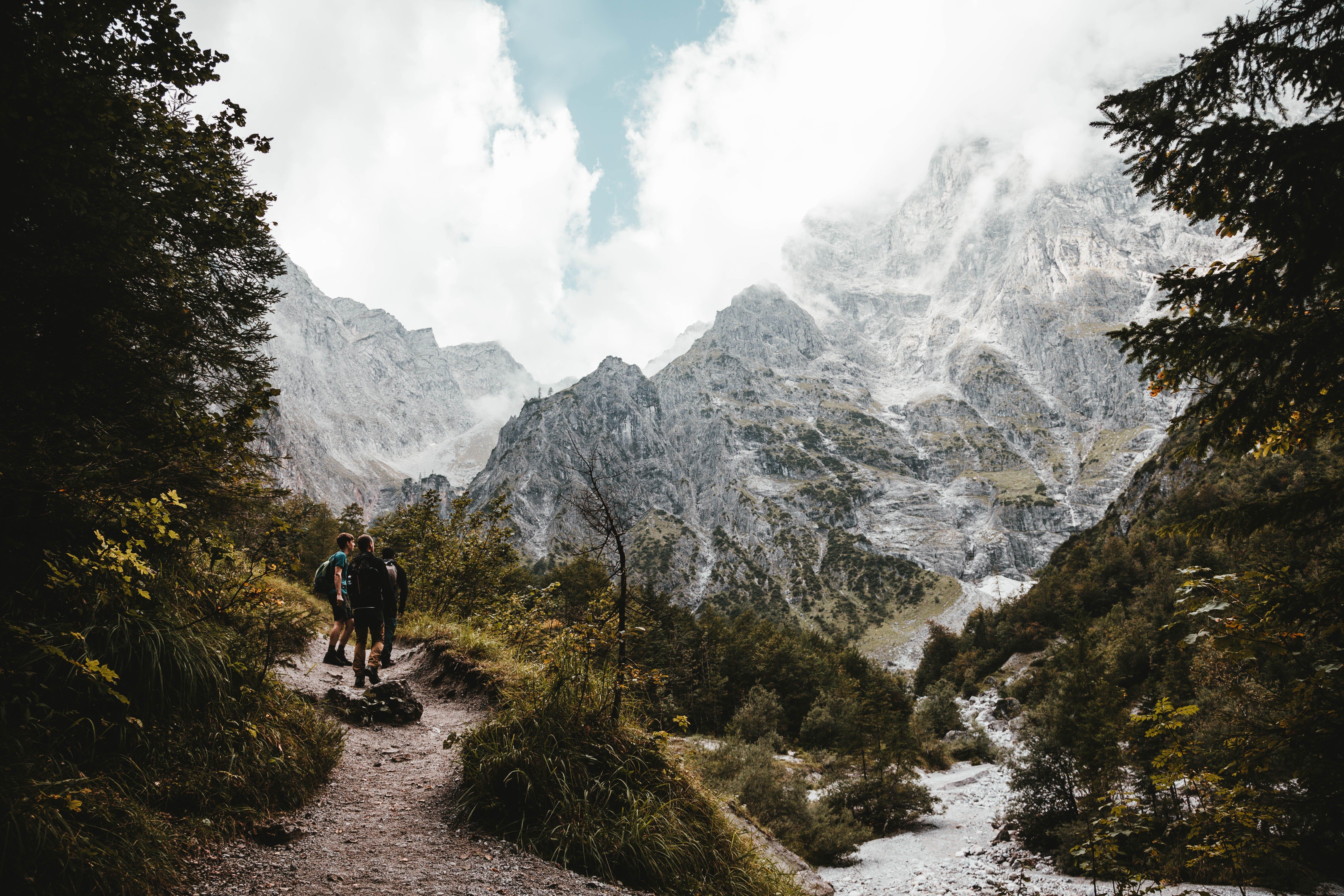 Gratis stockfoto met Alpen, avontuur, behang, bergen