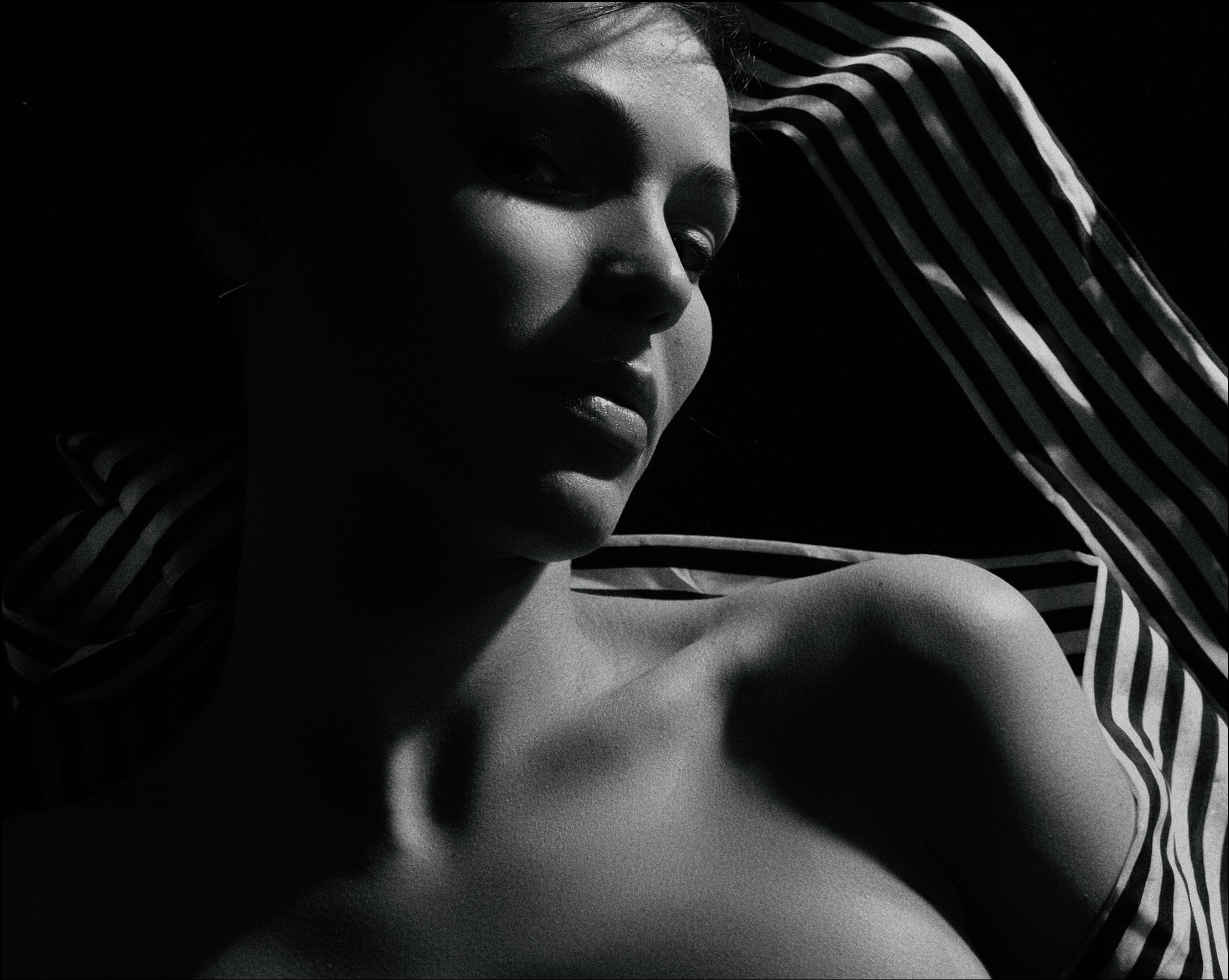 Základová fotografie zdarma na téma černobílá, dospělý, erotický, focení