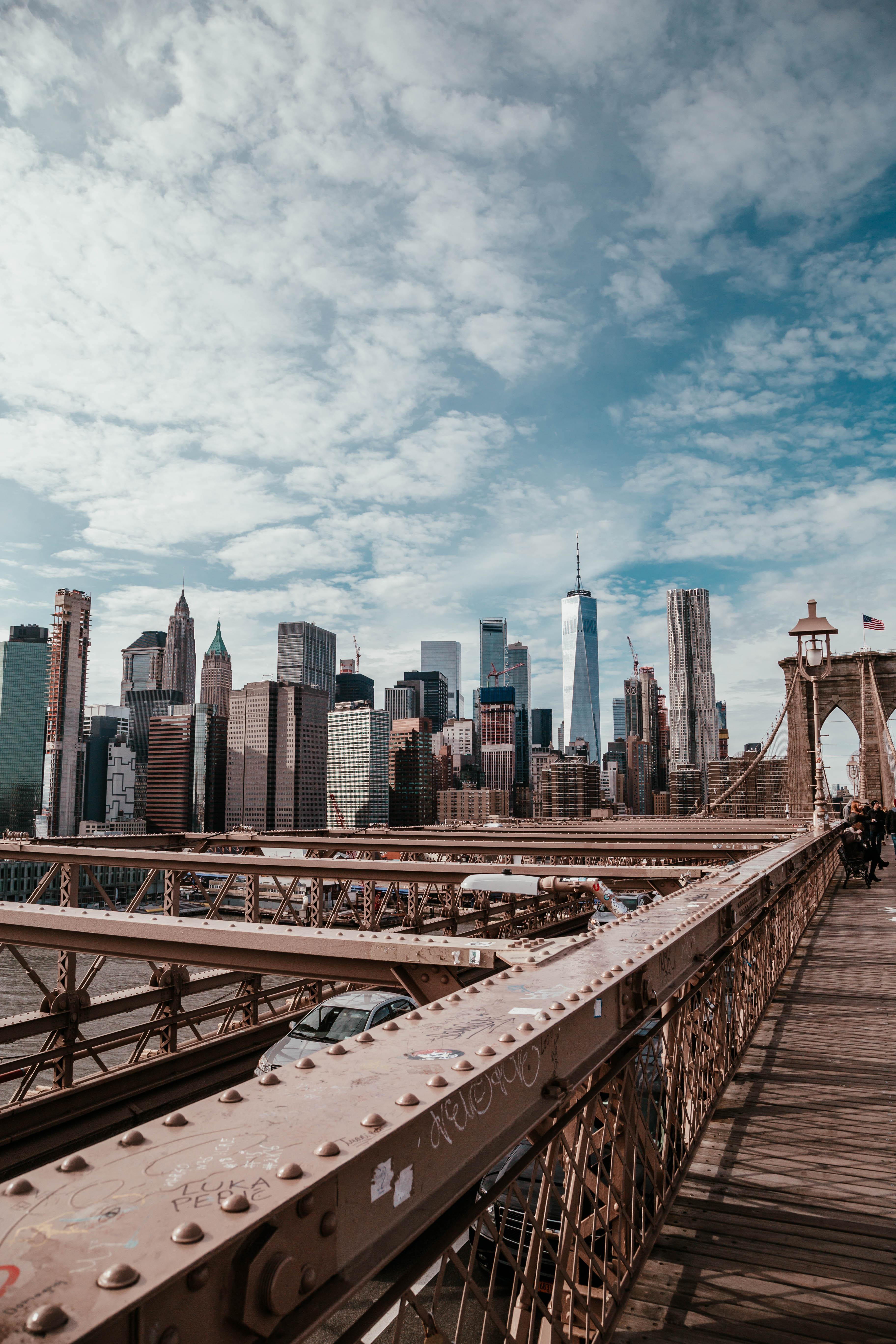 Photo Of Brooklyn Bridge, New York