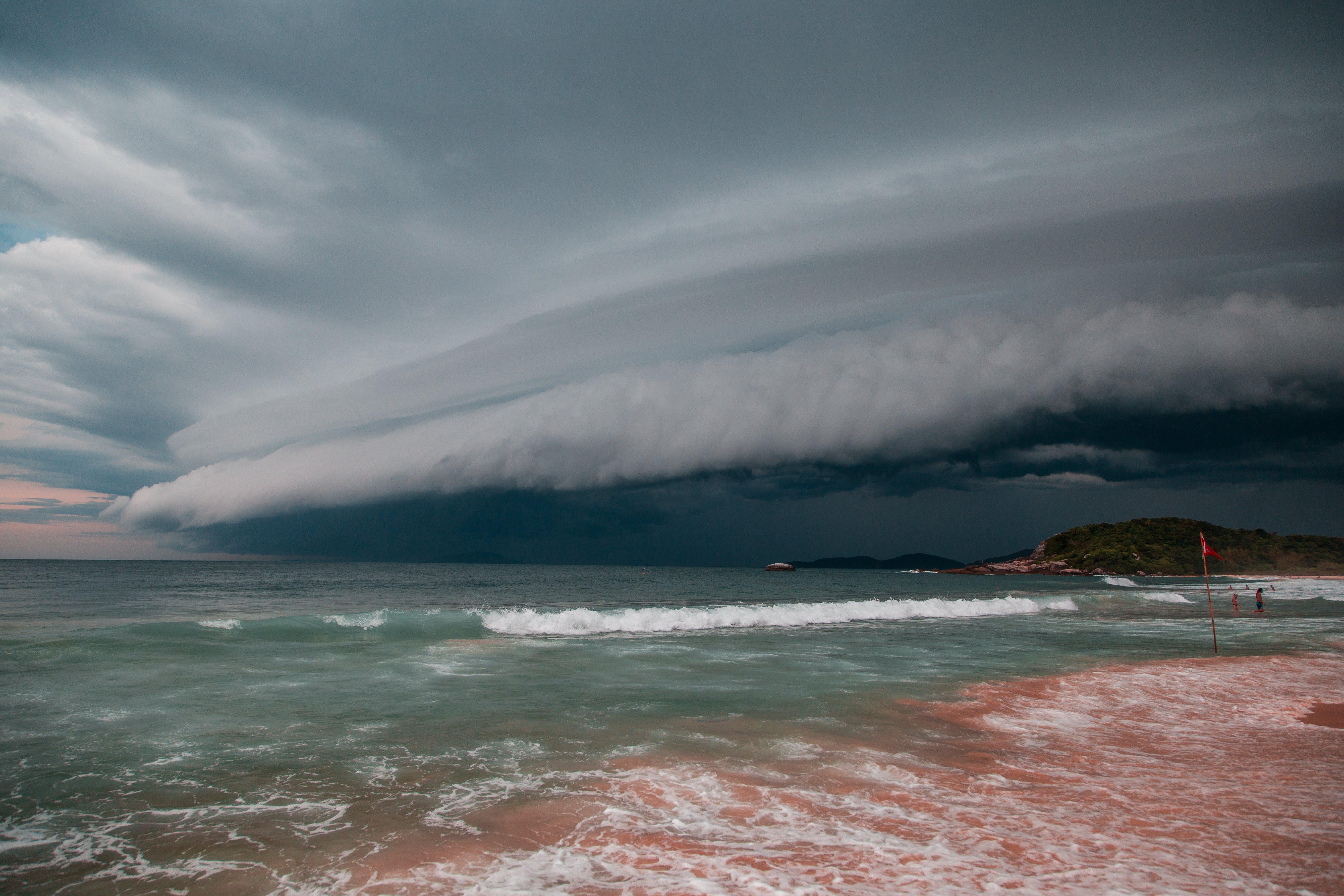 Základová fotografie zdarma na téma bouře, bouřka, cestování, déšť