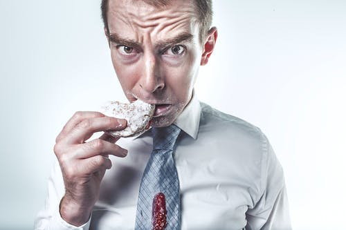 Kostenloses Stock Foto zu albern, cookie, erwachsener, essen