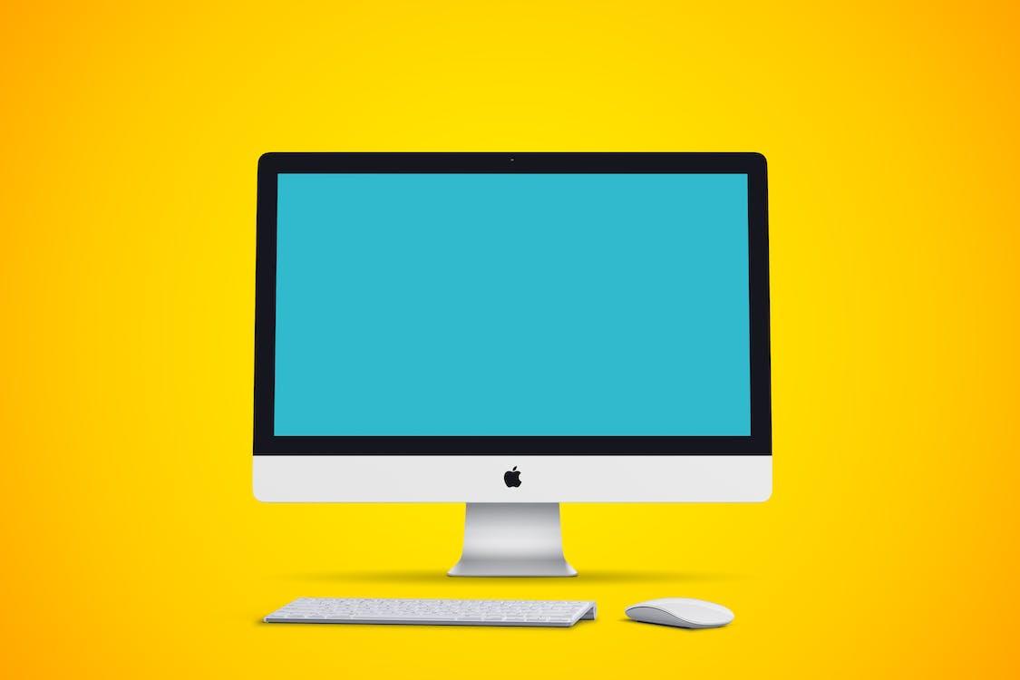 Apple, Imac, ipad