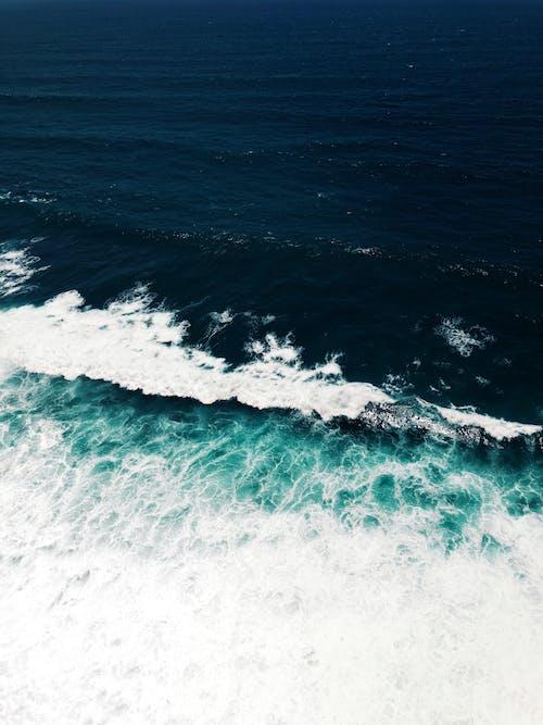 Gratis lagerfoto af Bali, blå, bølger, det indiske ocean
