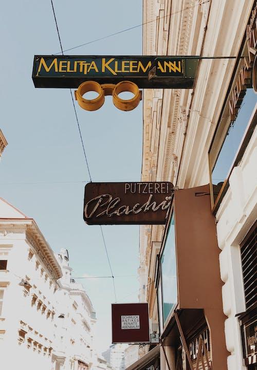 Melitta Kleeman Signage