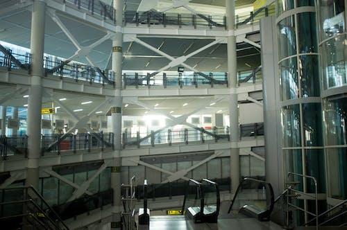 Free stock photo of city, elivator, indoor, railway station