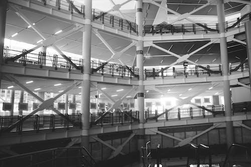 Free stock photo of building, city, geometric, hi-tech