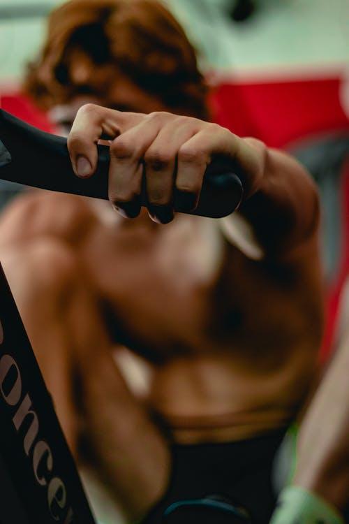 aktiv, atlet, bar overkrop