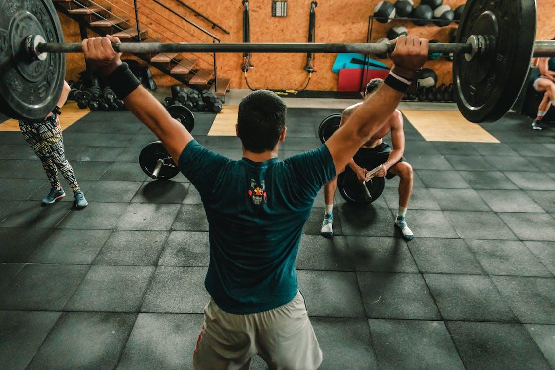 人, 健美運動者, 健身