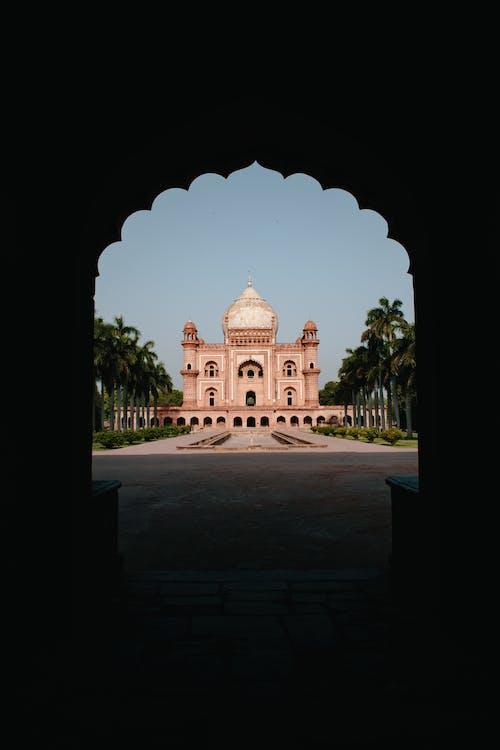 safdarjung墓, 印度, 建築