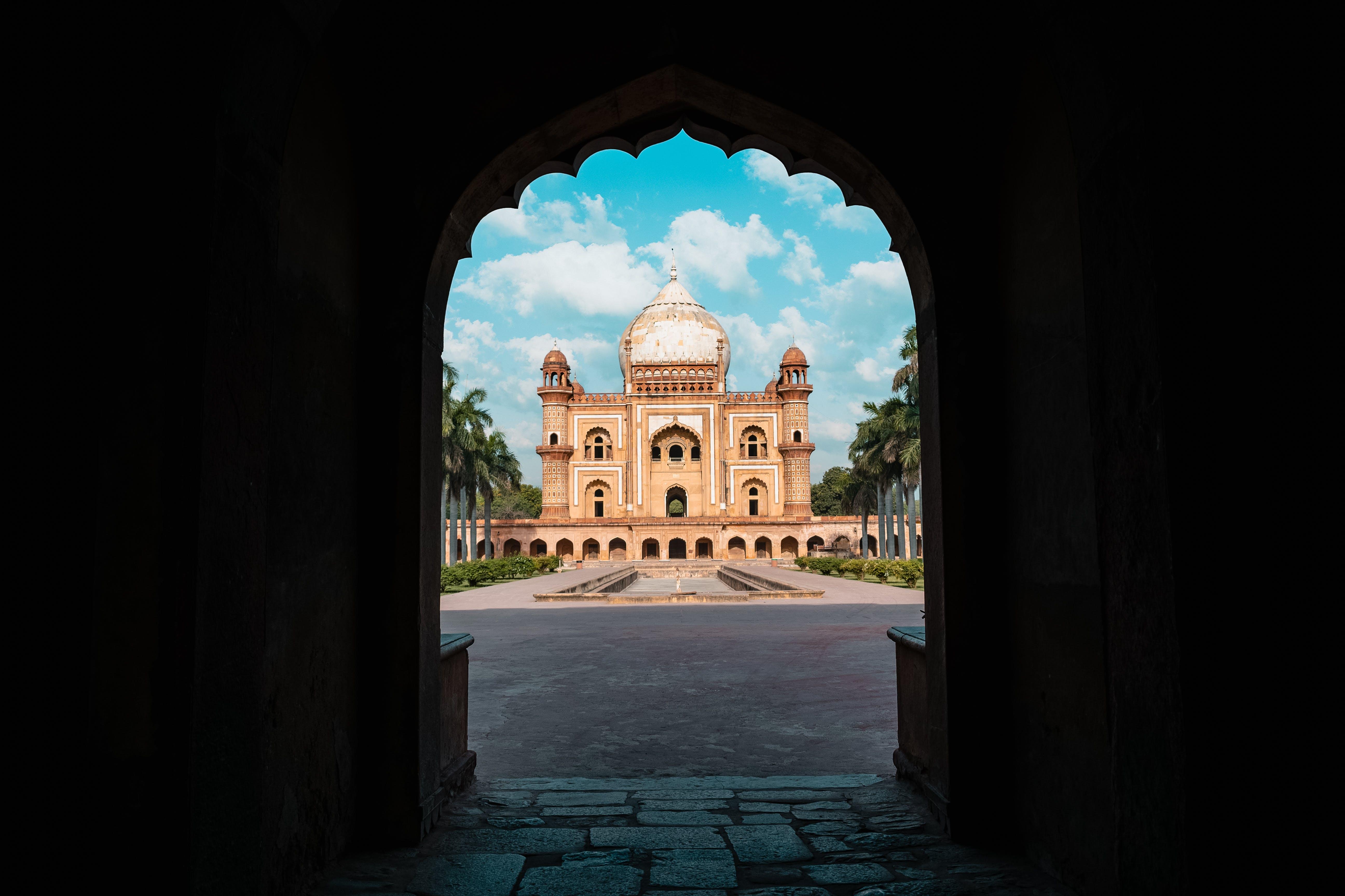 Foto d'estoc gratuïta de arc, arquitectura, edifici, Índia