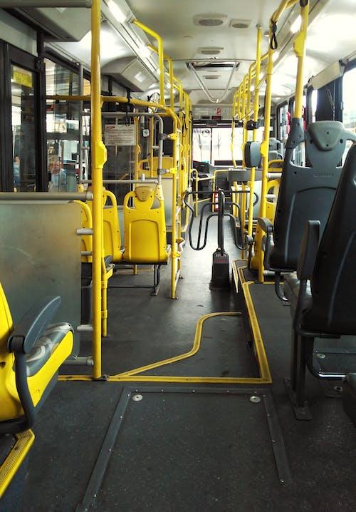 Kostenloses Stock Foto zu bus, fahrzeug, leer, öffentliche verkehrsmittel