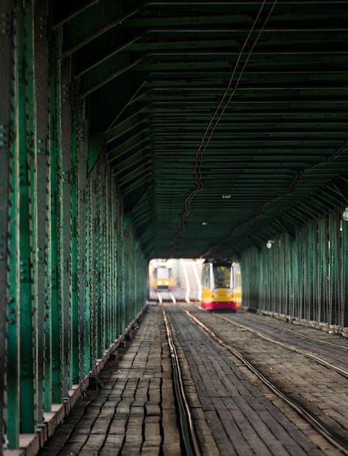 Free stock photo of Tramway