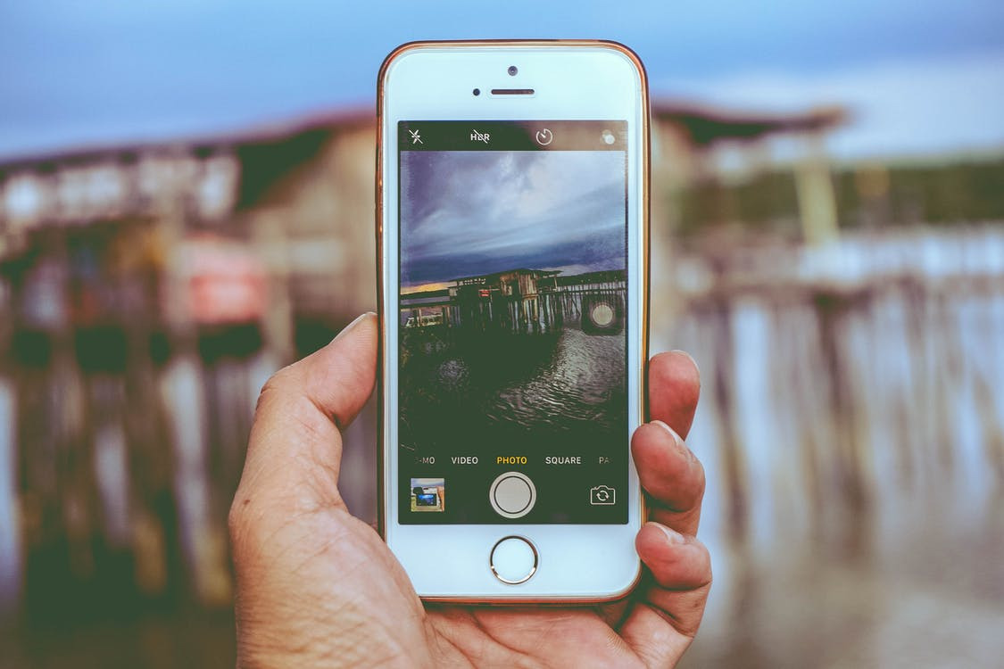iphone, スマートフォン, ハンド