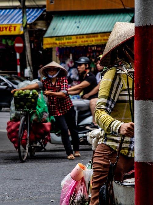Free stock photo of vietnam, women