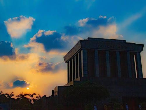 Free stock photo of clouds, sunset, vietnam