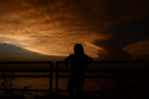 Free stock photo of cloud formation, dark clouds, evening sky, nature photography