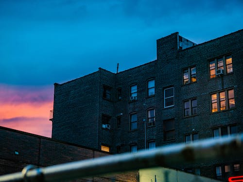 Free stock photo of new york city, queens, sky, sunset