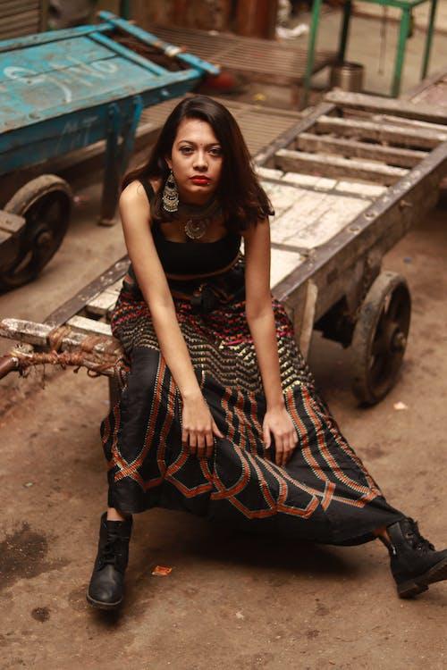 可愛, 女人, 擺姿勢, 樣式 的 免费素材照片