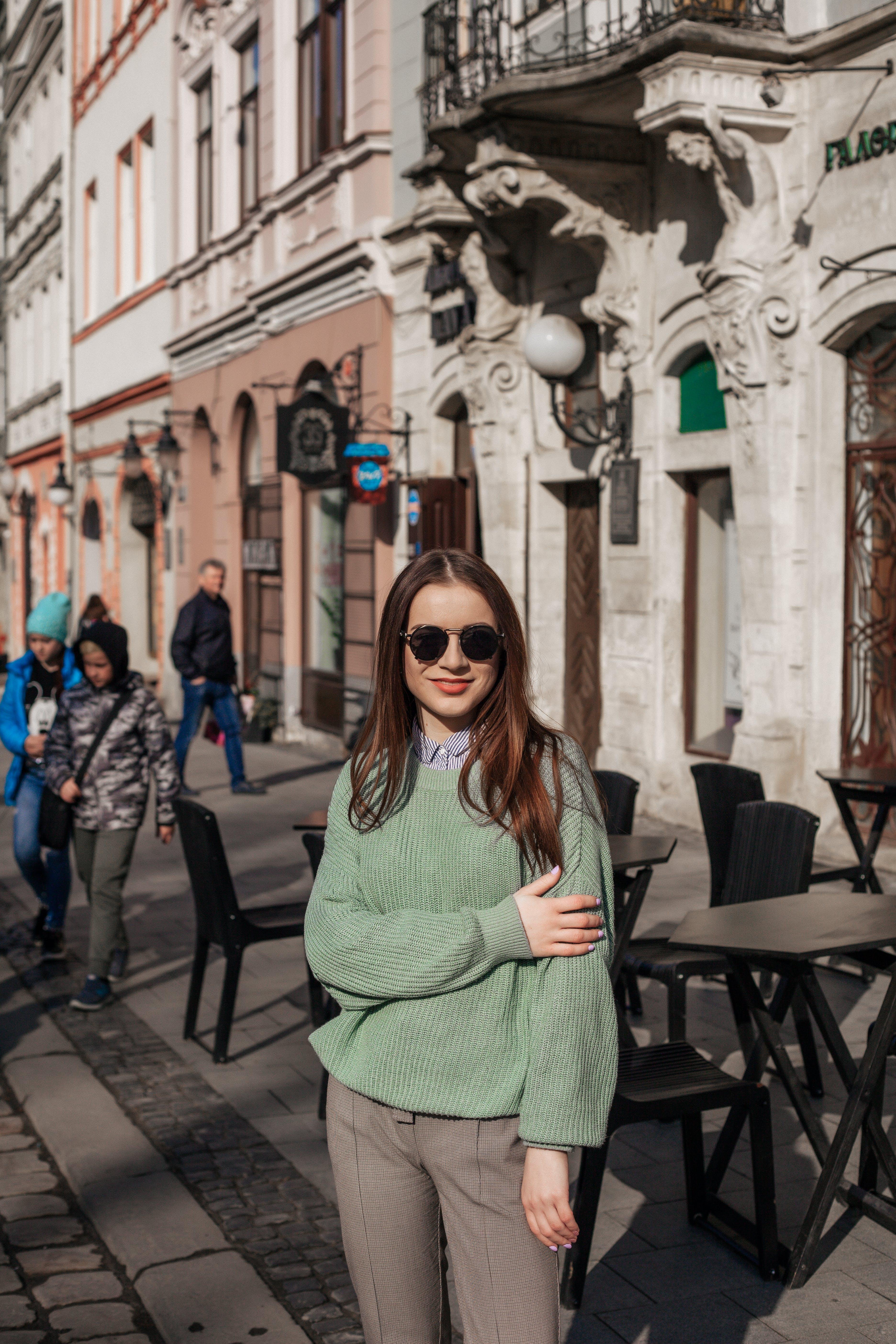 Ingyenes stockfotó aranyos, barátian, boldogság, napszemüveg témában