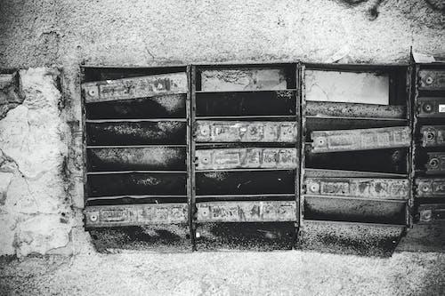 Δωρεάν στοκ φωτογραφιών με παλιά θυρίδα, ταχυδρομική θυρίδα, το ussr