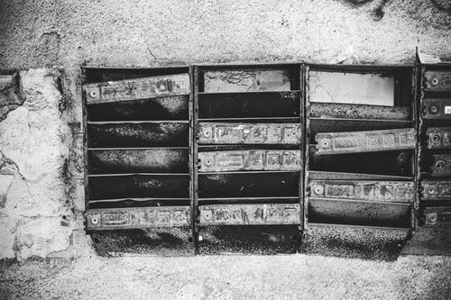 Gratis arkivbilde med gammel postkasse, postboks, ussr