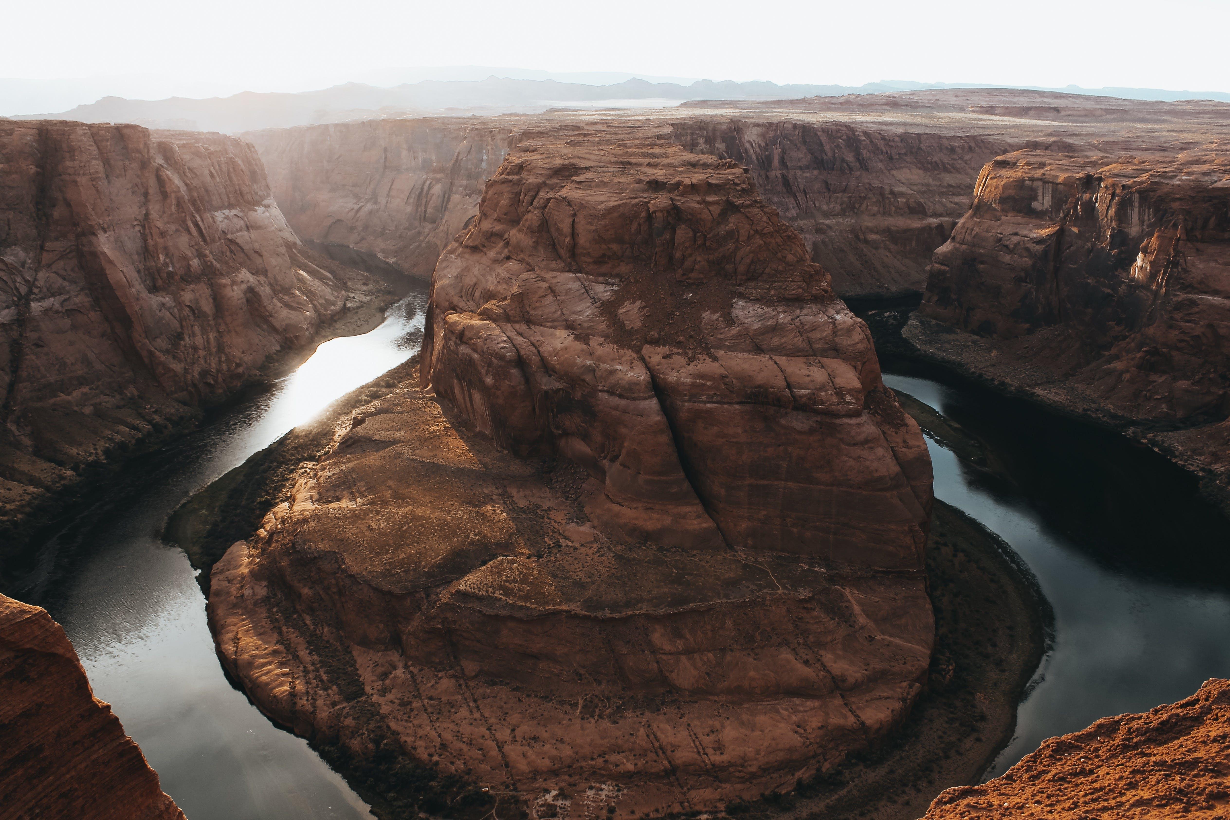 Kostenloses Stock Foto zu arizona, canyon, colorado river, draußen