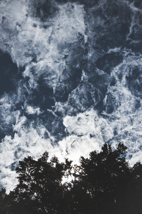 Безкоштовне стокове фото на тему «збираються хмари, море хмар, небо, сонячне сяйво»
