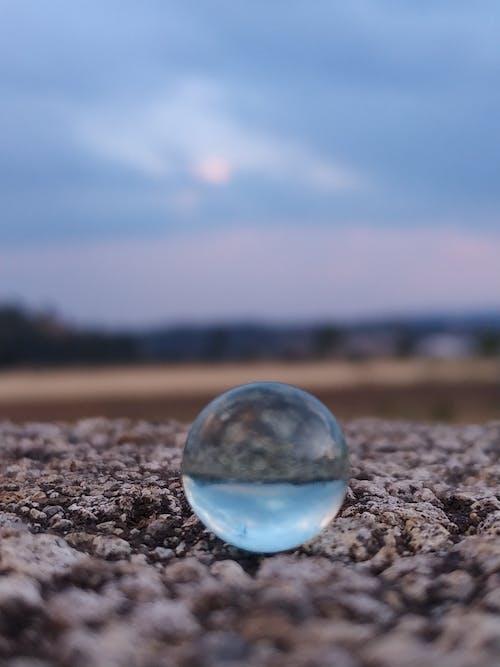 Ilmainen kuvapankkikuva tunnisteilla jauhettu, lasipallo, pallo, sileä