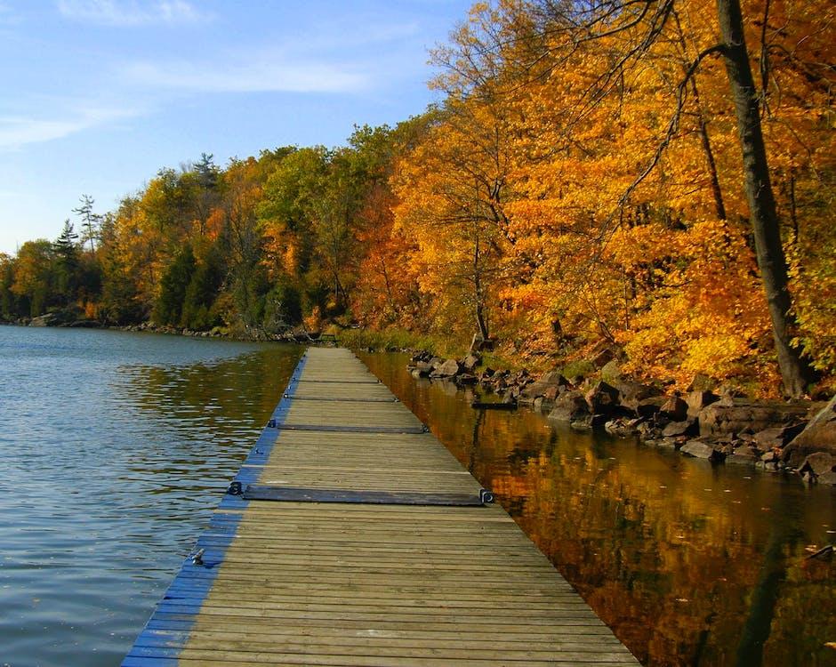 Free stock photo of Kingston Mills Locks