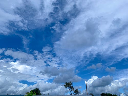 Free stock photo of blue, cloud, green, Puerto Rico