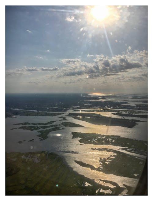 Free stock photo of airplane window, datsun, high