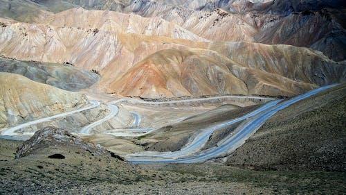 Free stock photo of Roads of ladakh