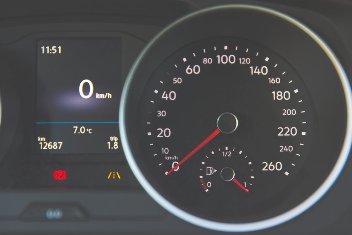 Free stock photo of close up, dashboard, fuel