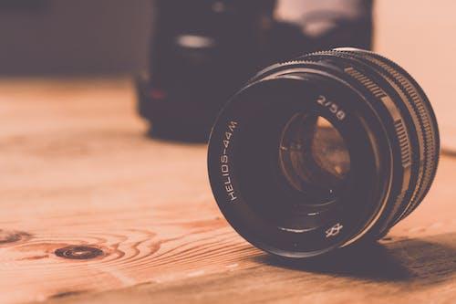 Fotobanka sbezplatnými fotkami na tému fotovýbava, makro, objektív