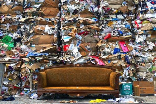 Gratis lagerfoto af gade, sidde, sofa