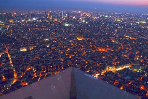 Immagine gratuita di giro turistico, notte