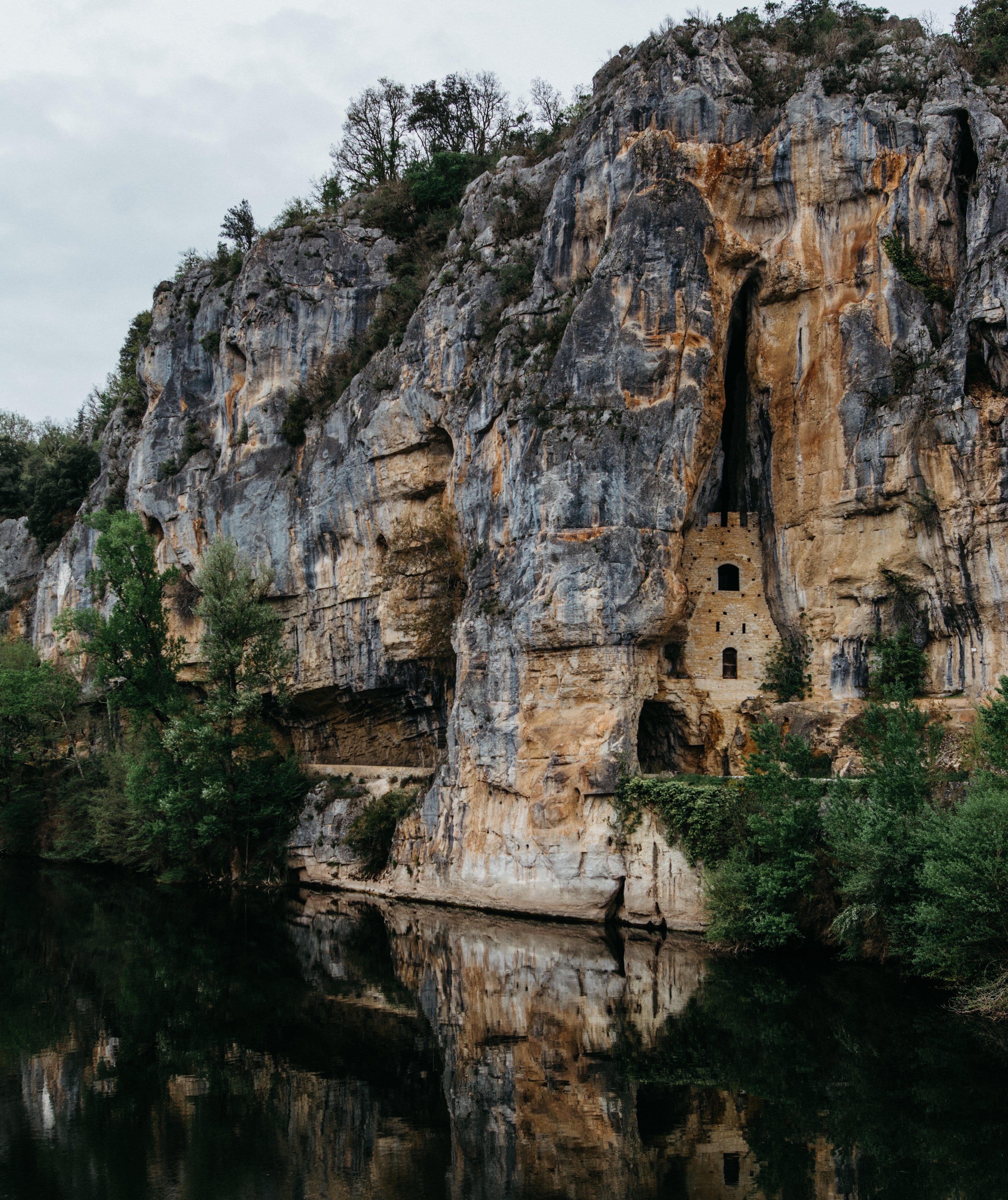 Gratis arkivbilde med bergformasjon, dagslys, eldgammel, fjell