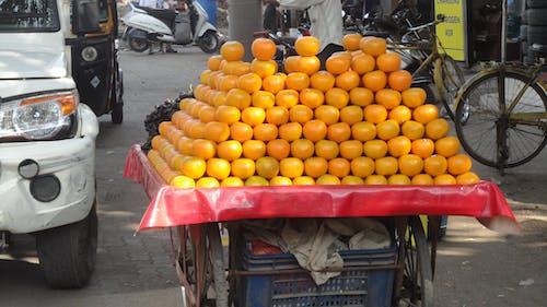 Foto stok gratis buah, India, jalan