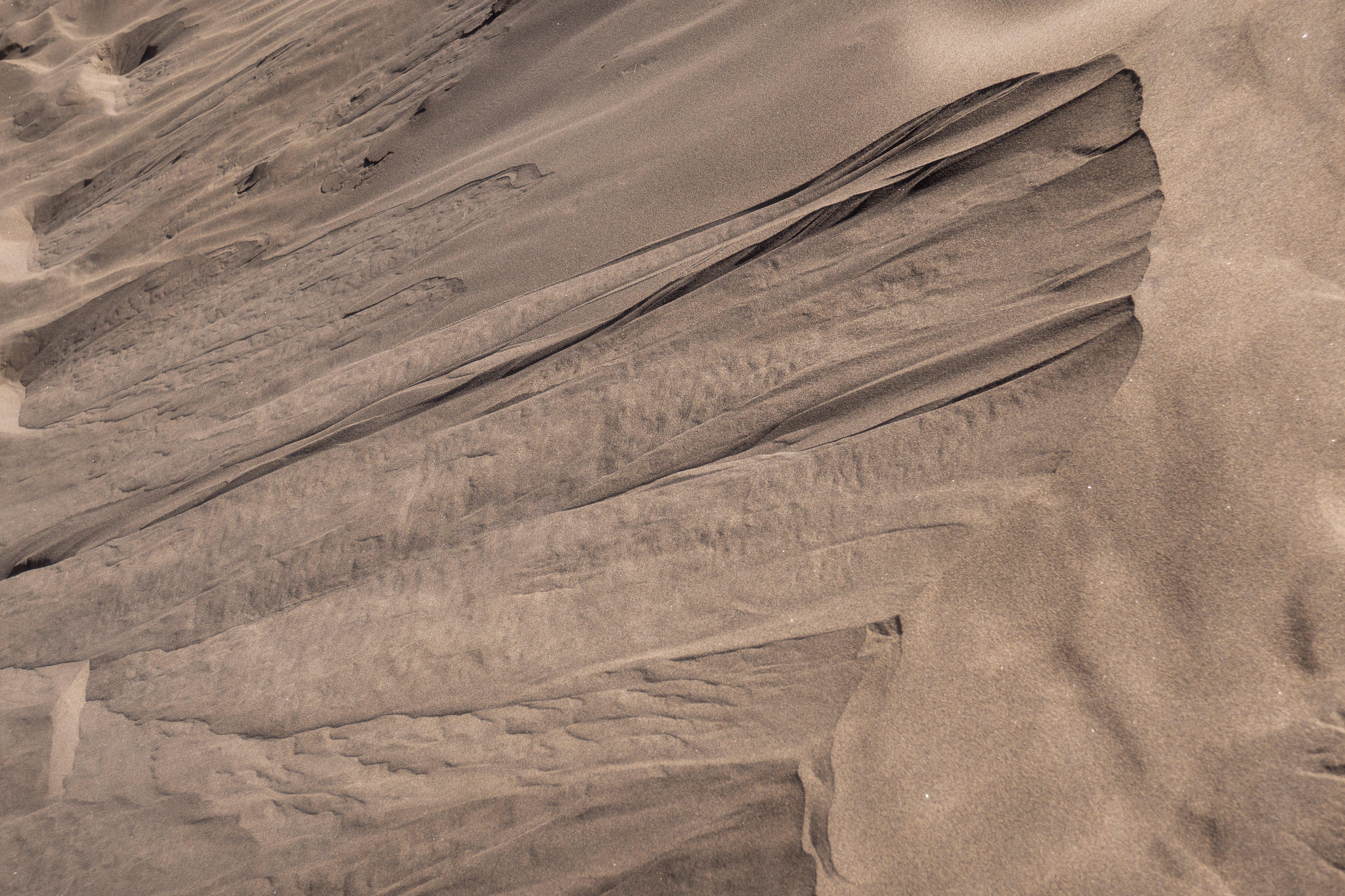 Gratis arkivbilde med dagslys, landskap, sand, sanddyne