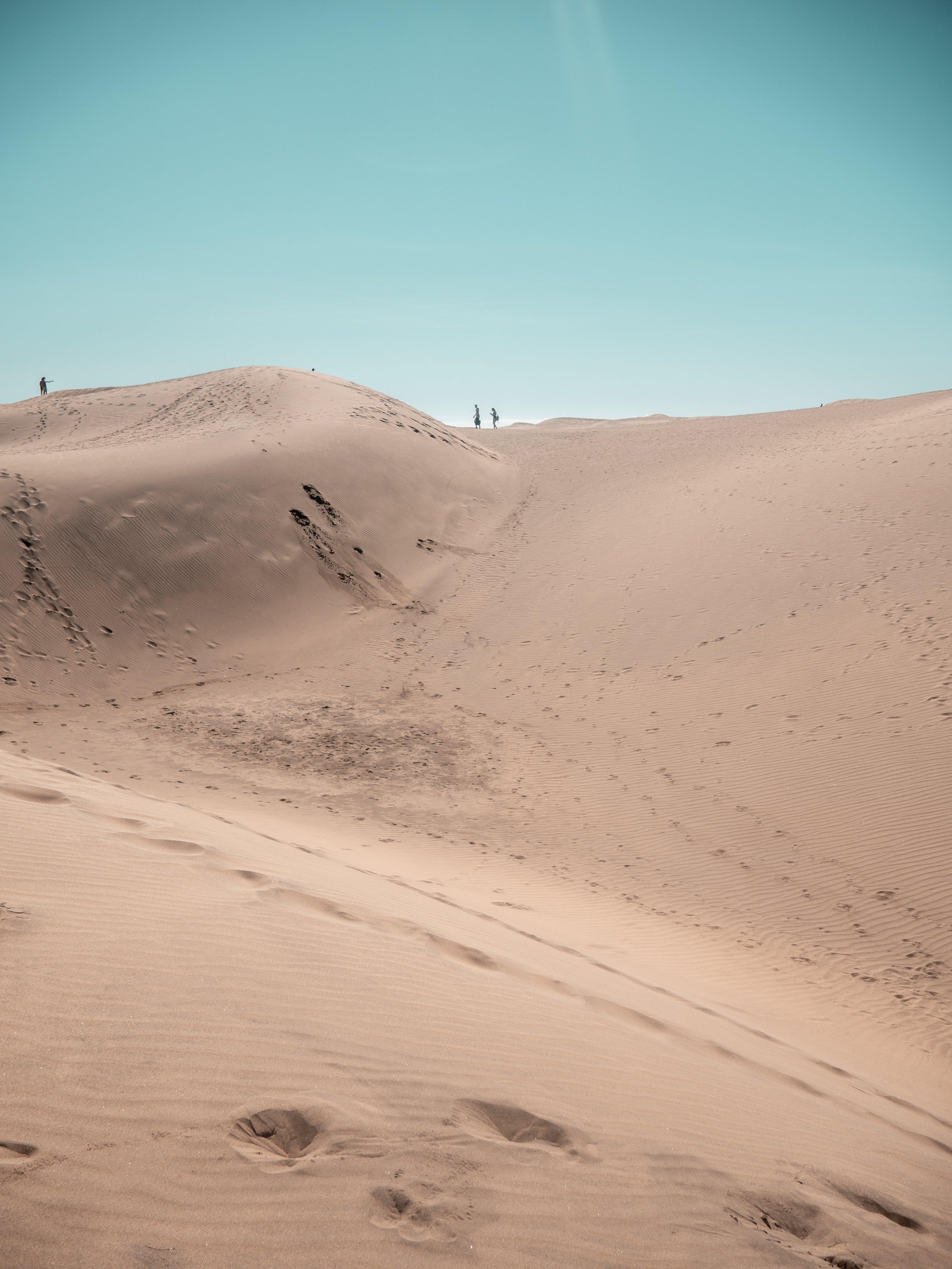 Photo of Desert During Daytime