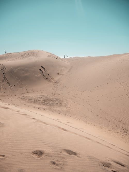 Photo of Desert During Daytime
