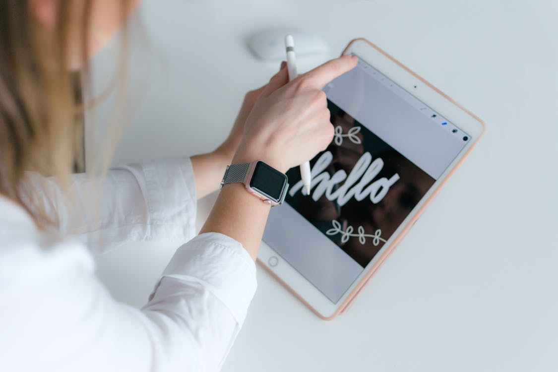iPad, 互聯網, 人